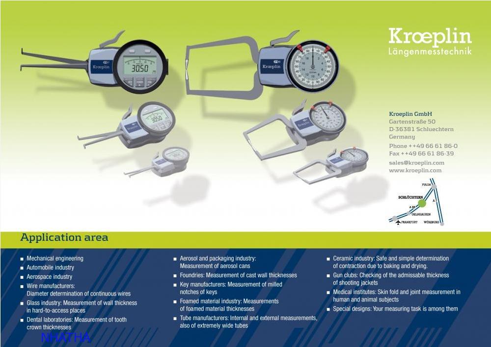 Thước đo Kroeplin